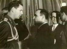 Regele Mihai si Gheorghe Gheorghiu Dej/scinteia.wordpress.com