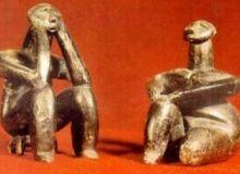 Ganditorul de la Hamangia, exilat departe de privirile vizitatorilor