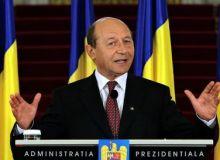 Traian Basescu/intact
