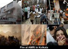 Incendiu la un spital din Calcutta/ibnlive.jpg