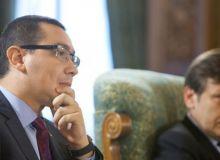 Victor Ponta si Crin Antonescu la Palatul Cotroceni/romanialibera.ro.jpg