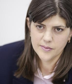 Laura Codruţa Kovesi, înregistrată: Doresc să ajungem la premier