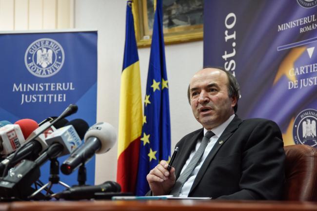 Tudorel Toader a demisionat din funcția de ministru al Justiției