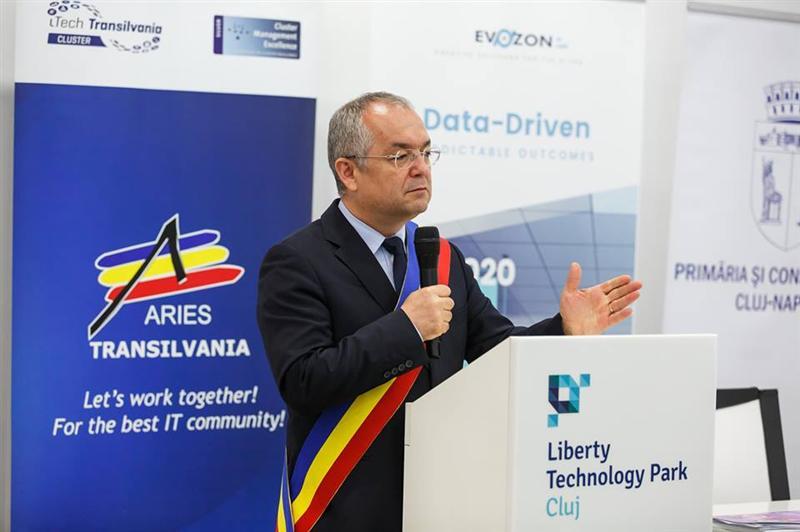 Cluj-Napoca va candida pentru titlul de Capitală Europeană a Inovării