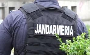 Clarificările Jandarmeriei Române după arestarea unui șef de stat major