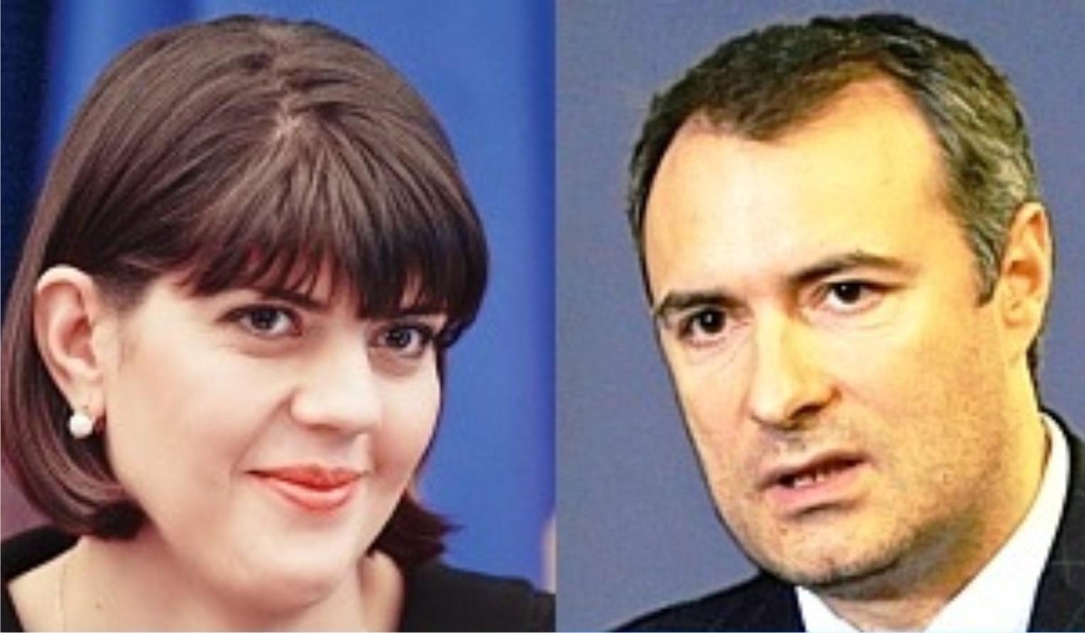 Luju.ro: Dovada că șefa DNA lucra pentru SRI