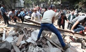 MAE, în ALERTĂ după cutremurul devastator din Mexic. Precizări de ULTIMĂ ORĂ