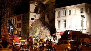 Bilanţul exploziei din oraşul belgian Anvers a ajuns la doi morţi şi 14 răniţi