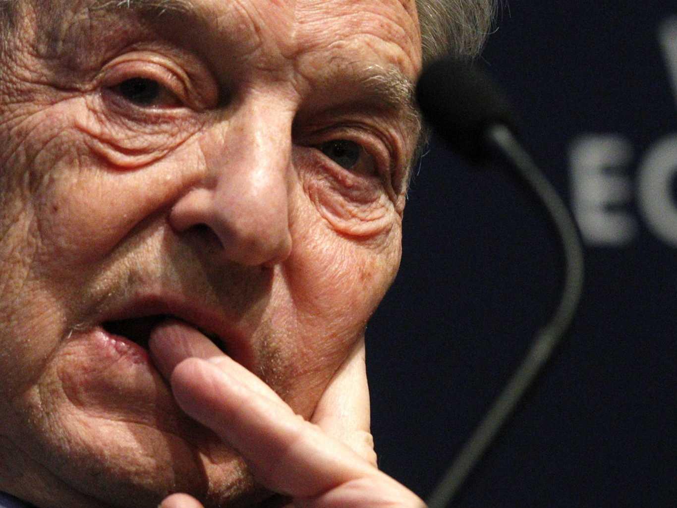 Un fost consilier al lui George Bush despre Fantomele lui George Soros din România