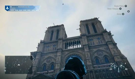 joc video ajuta reconstructia catedrala notre dame paris assasin s creed unity.jpg