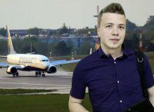 Scene-ciudate-in-avionul-deturnat-din-Belarus.-Jurnalistul-opozant-al-lui-Lukasenko-incepuse-sa-si-imparta-lucrurile-din-bagaj-pasagerilor.jpg