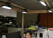 Prototipul, testat la MIT/Matt Aldrich, MIT