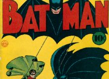 Batman comic/Wikipedia