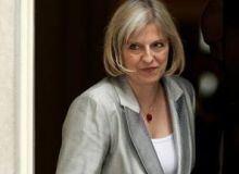 Theresa May Foto: The Independent