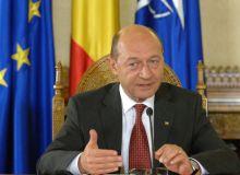 Basescu explica Foto: guv.ro