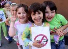 Cei mai expusi fumului de tigara sunt copiii/Mediafax