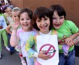 Cei mai expusi fumului de tigara sunt copiii