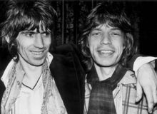 Mick Jagger si Keith Richards