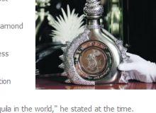 Cea mai scumpa sticla de tequila/captura platinum.matthey.complatinum