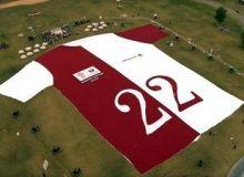 Tricoul-record Qatar 2022 / prosport.ro