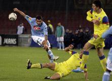 SSC Napoli - Steaua / mediafaxfoto.ro