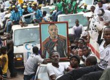 Fani ai echipei TP Mazembe / news.myjoyonline.com