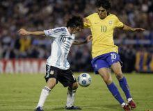 Messi si Kaka / newshopper.sulekha.com