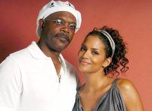 Samuel L. Jackson si Halle Berry/broadway.com
