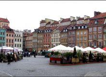 Varsovia, Piata centrala / wikipedia.org