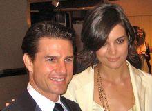 Tom Cruise si KatieHolmes/Wikipedia