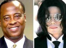 Conrad Murray si Michael Jackson/captura realitatea.net