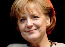 Angela Merkel/Wikimedia