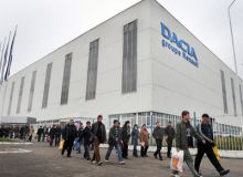 Sindicalistii Dacia sunt nemultumiti de Codul Muncii/Mediafax