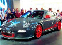Porsche GT 911 RS / sxc.hu