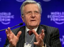 Jean-Claude Trichet / swiss-image.ch/ Monika Flueckiger