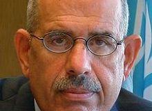 Mohamed ElBaradei / wikipedia.org