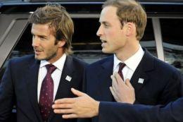 Printul William si David Beckham si-au dorit enorm ca Anglia sa gazduiasca CM 2018