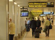Afla informatii cu privire la drepturile si obligatiile companiilor aeriene apeland gratuit numarul 00800 678 910/otp-airport.ro.