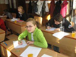 Romania ocupa penultimul loc in ceea ce priveste gradul de alfabetizare