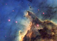 Nebuloasa NGC 2174 / NASA
