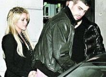 Shakira si Pique/captura Cancan