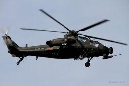 Elicopterul de cercetare si atac chinezesc Z-10 W.