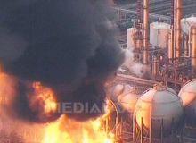 Incendiu la o centrala nucleara din Japonia / Mediafax