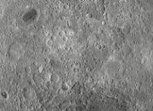 Fata nevazuta a Lunii/NASA
