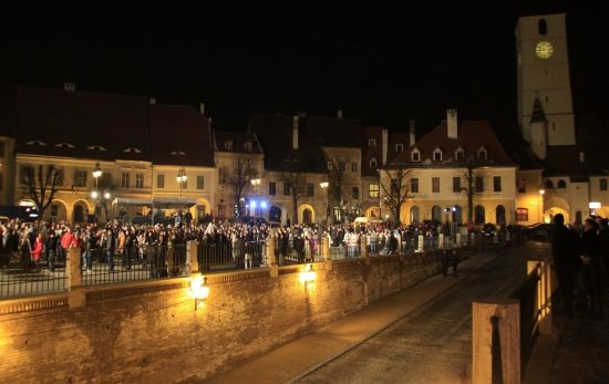 Festivalul de la Sibiu va avea loc in perioada 27 mai-5 iunie/sibiul.ro