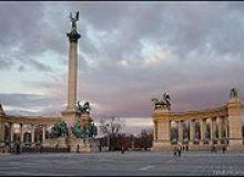 Piata Eroilor din Budapesta / wikipedia