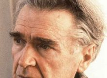 Filosoful Emil Cioran s-a stins din viata pe 20 iunie 1995, la Paris.jpg