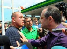 Boc, criticat pentru masurile de austeritate/Antena3