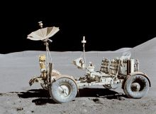 Apollo 15 Lunar Rover