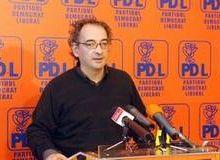 Traian Ungureanu, europarlamentar PDL